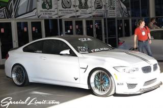 SEMA Show 2014 Las Vegas Convention Center dc601 Special Limit BMW F30 M3 BBS KW