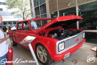 SEMA Show 2014 Las Vegas Convention Center dc601 Special Limit CHEVROLET Truck C10 Quad Cab