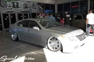 SEMA Show 2014 Las Vegas Convention Center dc601 Special Limit LEXUS LS