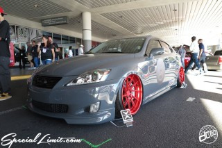 SEMA Show 2014 Las Vegas Convention Center dc601 Special Limit LEXUS IS ACCUAIR