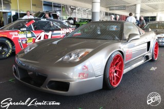 SEMA Show 2014 Las Vegas Convention Center dc601 Special Limit HONDA ACURA NSX