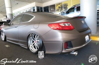 SEMA Show 2014 Las Vegas Convention Center dc601 Special Limit HONDA ACCORD Coupe ACURA