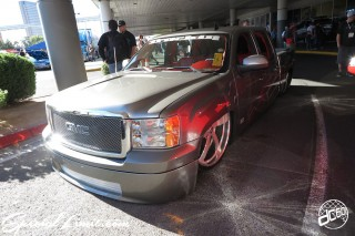 SEMA Show 2014 Las Vegas Convention Center dc601 Special Limit GMC YUKON