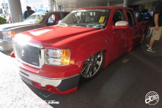 SEMA Show 2014 Las Vegas Convention Center dc601 Special Limit GMC Trackin