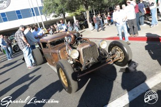 SEMA Show 2014 Las Vegas Convention Center dc601 Special Limit FORD Coupe HOTROD