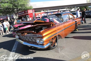 SEMA Show 2014 Las Vegas Convention Center dc601 Special Limit CHEVROLET '59 IMPALA