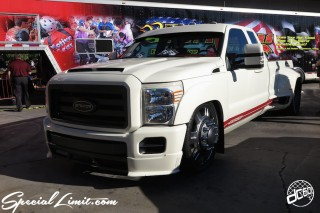 SEMA Show 2014 Las Vegas Convention Center dc601 Special Limit FORD STRIKER