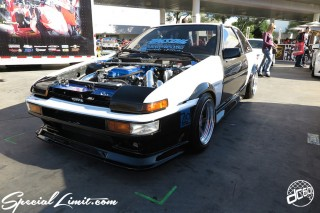 SEMA Show 2014 Las Vegas Convention Center dc601 Special Limit TOYOTA AE86 TRUENO