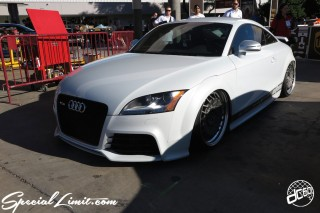 SEMA Show 2014 Las Vegas Convention Center dc601 Special Limit Audi TT Coupe