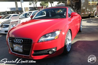 SEMA Show 2014 Las Vegas Convention Center dc601 Special Limit Audi TT Roadster