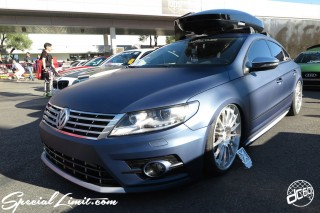 SEMA Show 2014 Las Vegas Convention Center dc601 Special Limit Volkswagen Passart CC