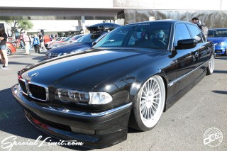 SEMA Show 2014 Las Vegas Convention Center dc601 Special Limit BMW E38 STANCE WORKS