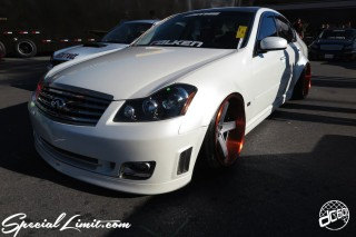SEMA Show 2014 Las Vegas Convention Center dc601 Special Limit INFINITI M45