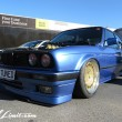 SEMA Show 2014 Las Vegas Convention Center dc601 Special Limit BMW E30 CA TUNED rotiform