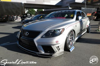 SEMA Show 2014 Las Vegas Convention Center dc601 Special Limit LEXUS LS K.BREAK