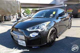 SEMA Show 2014 Las Vegas Convention Center dc601 Special Limit HYUNDAI KONIG