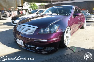 SEMA Show 2014 Las Vegas Convention Center dc601 Special Limit INFINITI M45 FUGA