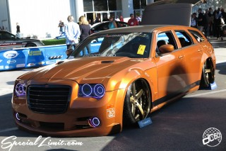 SEMA Show 2014 Las Vegas Convention Center dc601 Special Limit CHRYSLER 300C Touring