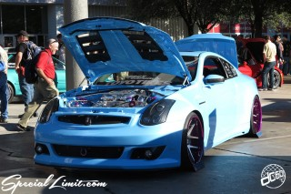 SEMA Show 2014 Las Vegas Convention Center dc601 Special Limit INFINITI G35 Super Charged