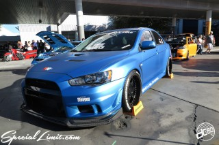 SEMA Show 2014 Las Vegas Convention Center dc601 Special Limit MITSUBISHI Lancer EVO