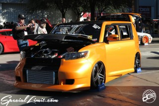 SEMA Show 2014 Las Vegas Convention Center dc601 Special Limit SCION xB