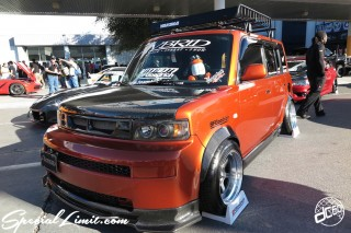 SEMA Show 2014 Las Vegas Convention Center dc601 Special Limit SCION xB YAKIMA