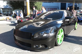 SEMA Show 2014 Las Vegas Convention Center dc601 Special Limit NISSAN MAXIMA ROHANA