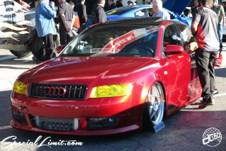 SEMA Show 2014 Las Vegas Convention Center dc601 Special Limit Audi A4