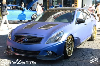 SEMA Show 2014 Las Vegas Convention Center dc601 Special Limit INFINITI G36