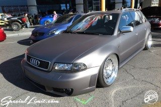 SEMA Show 2014 Las Vegas Convention Center dc601 Special Limit Audi A4 Avant Matte Grey