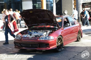 SEMA Show 2014 Las Vegas Convention Center dc601 Special Limit HONDA CIVIC EG