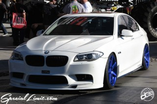 SEMA Show 2014 Las Vegas Convention Center dc601 Special Limit BMW F10