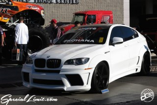 SEMA Show 2014 Las Vegas Convention Center dc601 Special Limit BMW X6 ROHANA