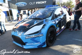 SEMA Show 2014 Las Vegas Convention Center dc601 Special Limit FORD FIESTA
