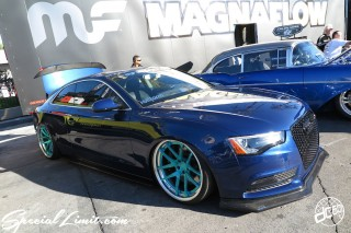 SEMA Show 2014 Las Vegas Convention Center dc601 Special Limit Audi A5 Rotiform