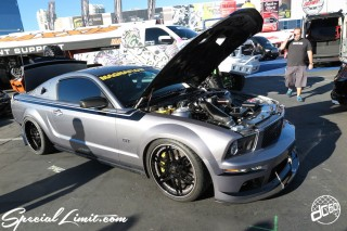 SEMA Show 2014 Las Vegas Convention Center dc601 Special Limit FORD MUSTANG MAGNAFLOW