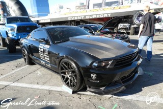 SEMA Show 2014 Las Vegas Convention Center dc601 Special Limit FORD MUSTANG