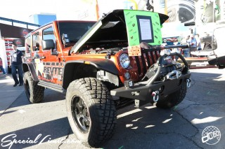 SEMA Show 2014 Las Vegas Convention Center dc601 Special Limit CHRYSLER Jeep Unlimited