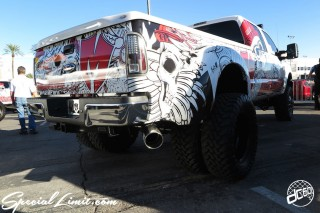 SEMA Show 2014 Las Vegas Convention Center dc601 Special Limit DODGE RAM McGAUGHYS