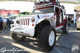 SEMA Show 2014 Las Vegas Convention Center dc601 Special Limit Jeep Wrangler Unlimited