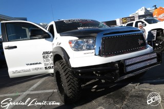 SEMA Show 2014 Las Vegas Convention Center dc601 Special Limit TOYOTA TUNDRA