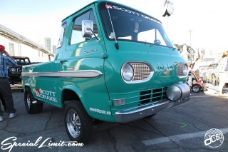 SEMA Show 2014 Las Vegas Convention Center dc601 Special Limit FORD Econoline