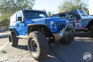 SEMA Show 2014 Las Vegas Convention Center dc601 Special Limit CHRYSLER Jeep