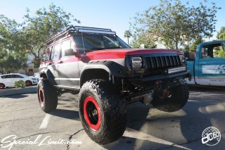 SEMA Show 2014 Las Vegas Convention Center dc601 Special Limit CHRYSLER Jeep Cherokee