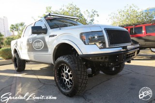 SEMA Show 2014 Las Vegas Convention Center dc601 Special Limit FORD F150 Truck