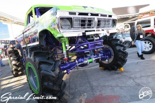 SEMA Show 2014 Las Vegas Convention Center dc601 Special Limit FORD MONSTER TRUCK