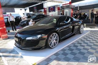 SEMA Show 2014 Las Vegas Convention Center dc601 Special Limit Audi R8