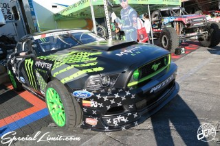 SEMA Show 2014 Las Vegas Convention Center dc601 Special Limit MONSTER ENERGY FORD MUSTANG