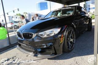 SEMA Show 2014 Las Vegas Convention Center dc601 Special Limit BMW F30 M3 VORSTEINER