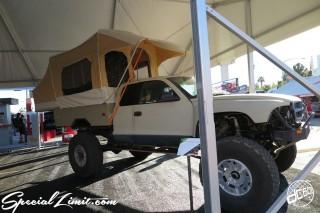 SEMA Show 2014 Las Vegas Convention Center dc601 Special Limit DODGE Truck